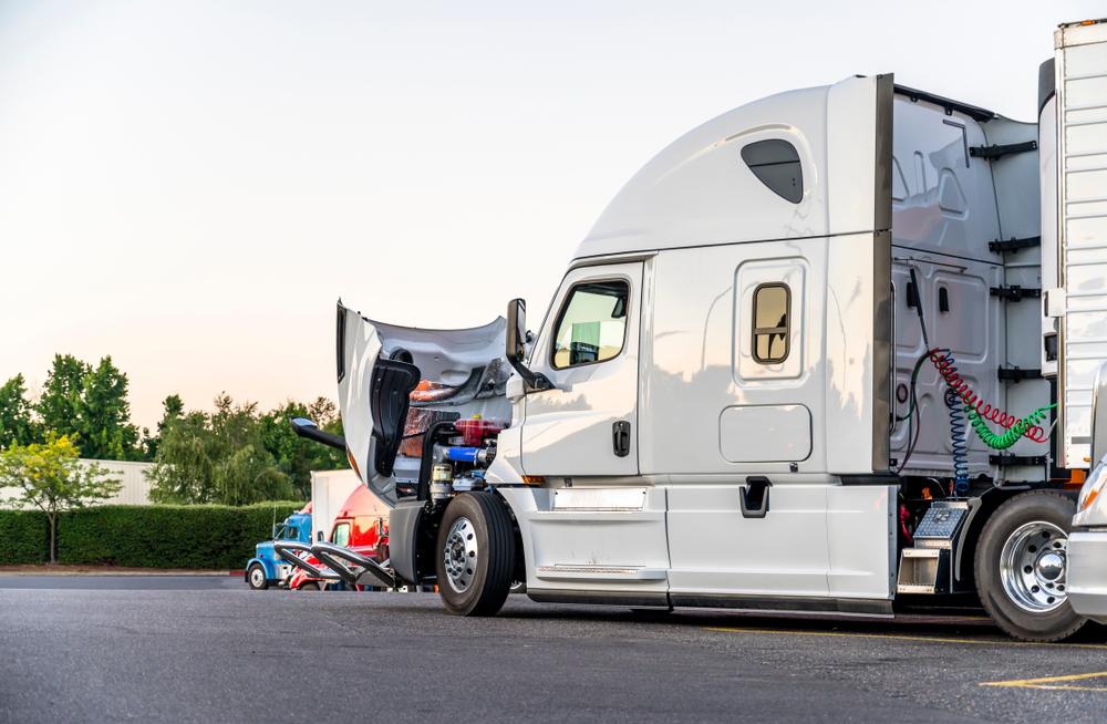 Comment entretenir un camion poids lourds